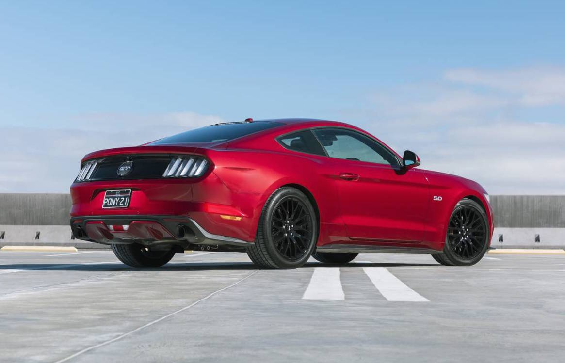 ford mustang performance pack announced in australia. Black Bedroom Furniture Sets. Home Design Ideas
