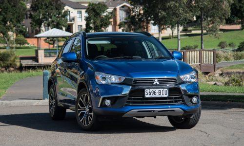2017 Mitsubishi ASX XLS review (video)