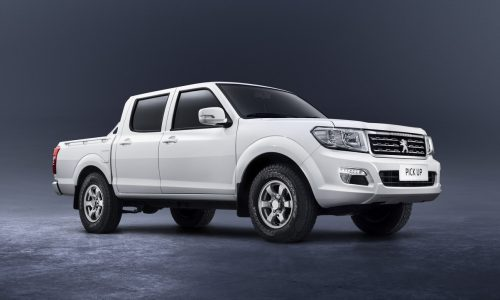 Peugeot reveals dual-cab Pick Up for African market