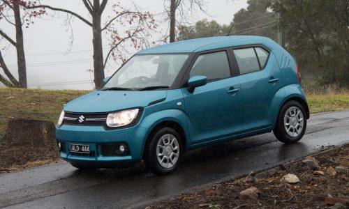 2017 Suzuki Ignis review (video)