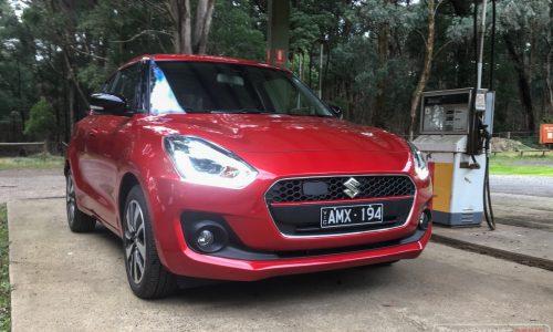 2017 Suzuki Swift review – Australian launch