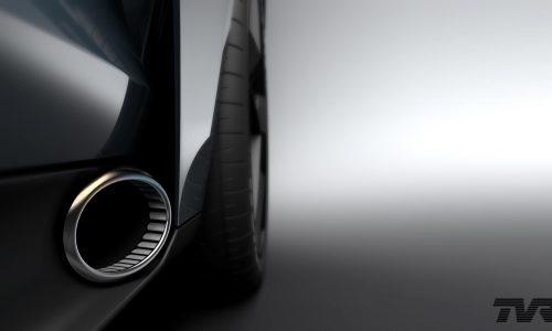 New TVR getting 360kW 5.0L V8, debuts September 8