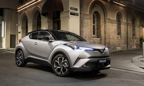 Toyota C-HR off to a great start in Europe, production can't meet demand