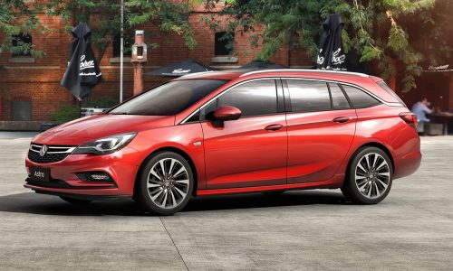 Holden Astra Sportwagon confirmed for Australia, arrives late 2017