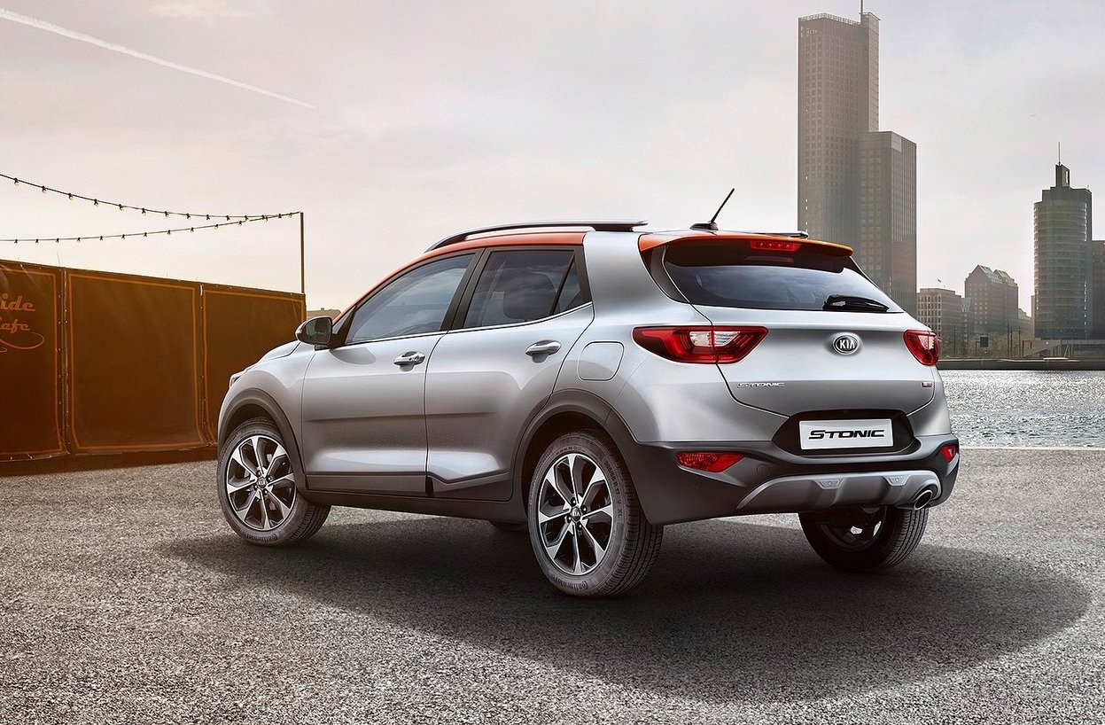 2018 Kia Stonic Small Suv Officially Unveiled Performancedrive