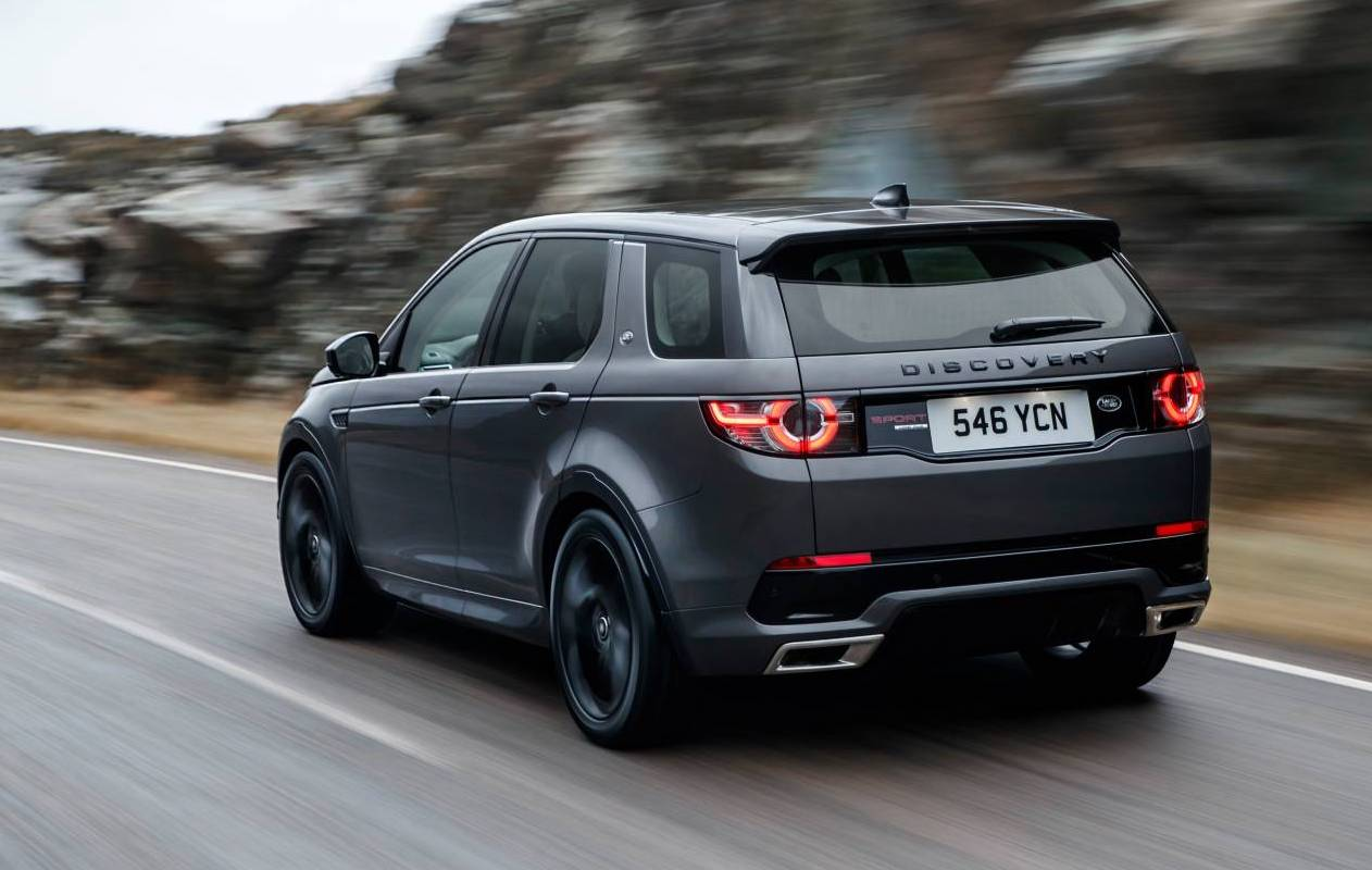 Discovery Range Rover 2017 >> 213kW Land Rover Discovery Sport & Evoque confirmed for Australia | PerformanceDrive