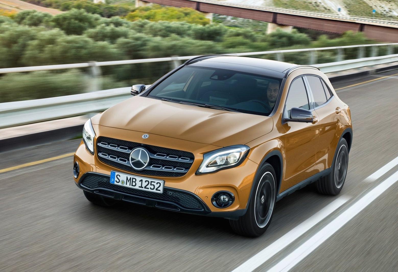 Updated Mercedes-Benz GLA now on sale in Australia