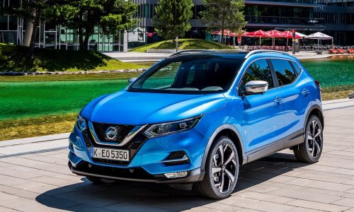 2018 Nissan Qashqai revealed in Euro specification