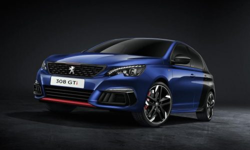 2018 Peugeot 308 revealed: tweaked design, more tech