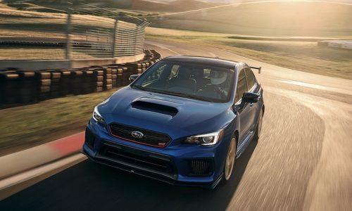 2018 Subaru WRX STI Type RA unveiled; more power, less weight