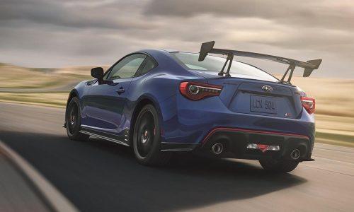 2018 Subaru BRZ tS by STI revealed, for US market