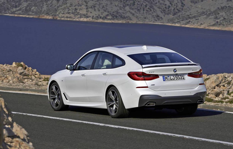 BMW 6 Series Gran Turismo Revealed, Replace 5 Series GT