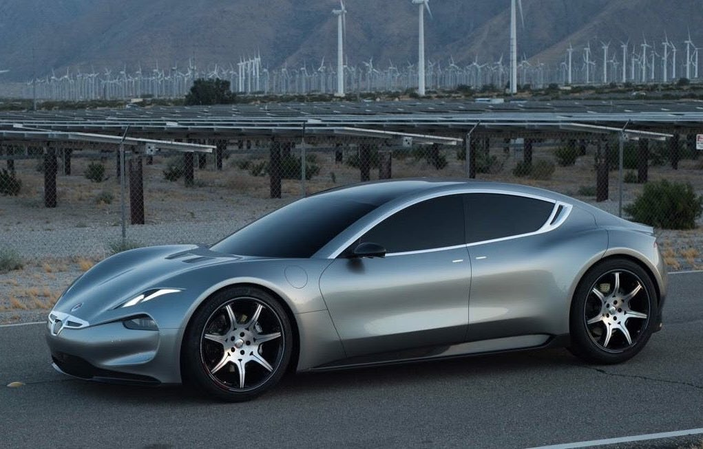 Fisker Emotion Revealed On Twitter New Fully Electric