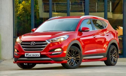 Hyundai Tucson Sport announced in South Africa, gets 150kW tune