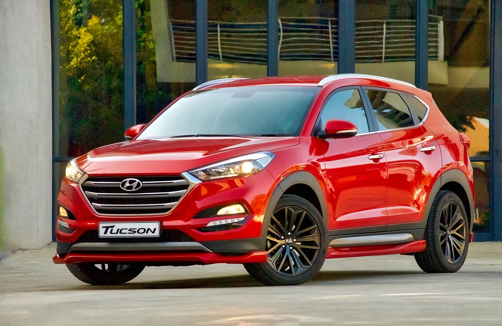 Hyundai Tucson Sport Announced In South Africa Gets 150kw