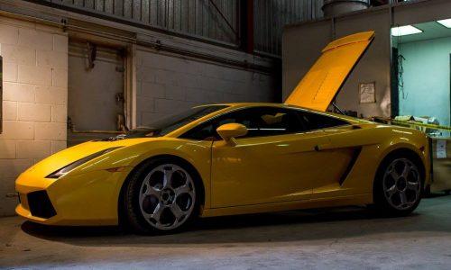 Lamborghini Gallardo getting 26B rotary conversion
