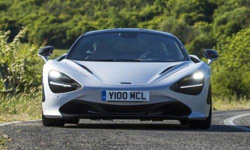 McLaren not jumping on the SUV bandwagon, sales soaring