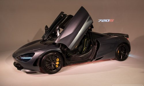 McLaren 720S arrives in Australia, priced from $489,900