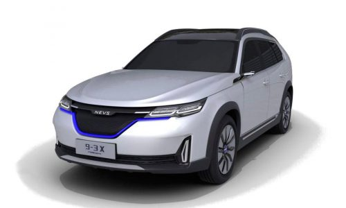 NEVS reveals new concepts, based on Saab 9-3