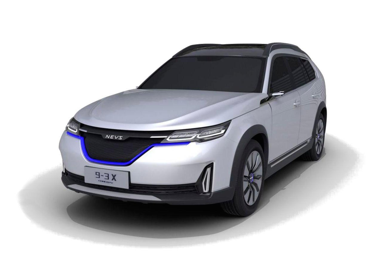 NEVS reveals new concepts, based on Saab 9-3 ...