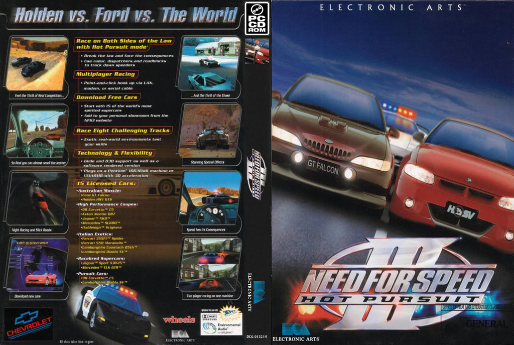Opinion Should Need For Speed Go Back To Its Roots