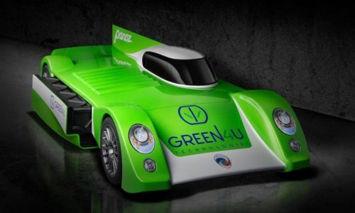 Panoz plans eco 'Green4U GT-EV' racer for 2018 Le Mans