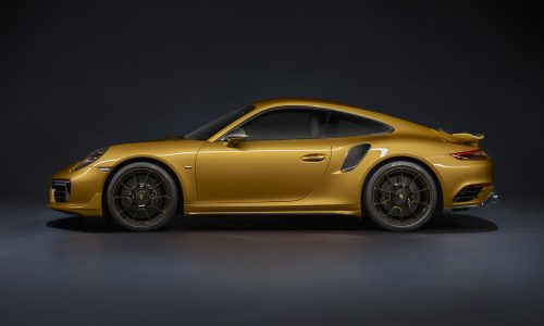 Porsche 911 Turbo S Exclusive Series revealed, most powerful 911 ever