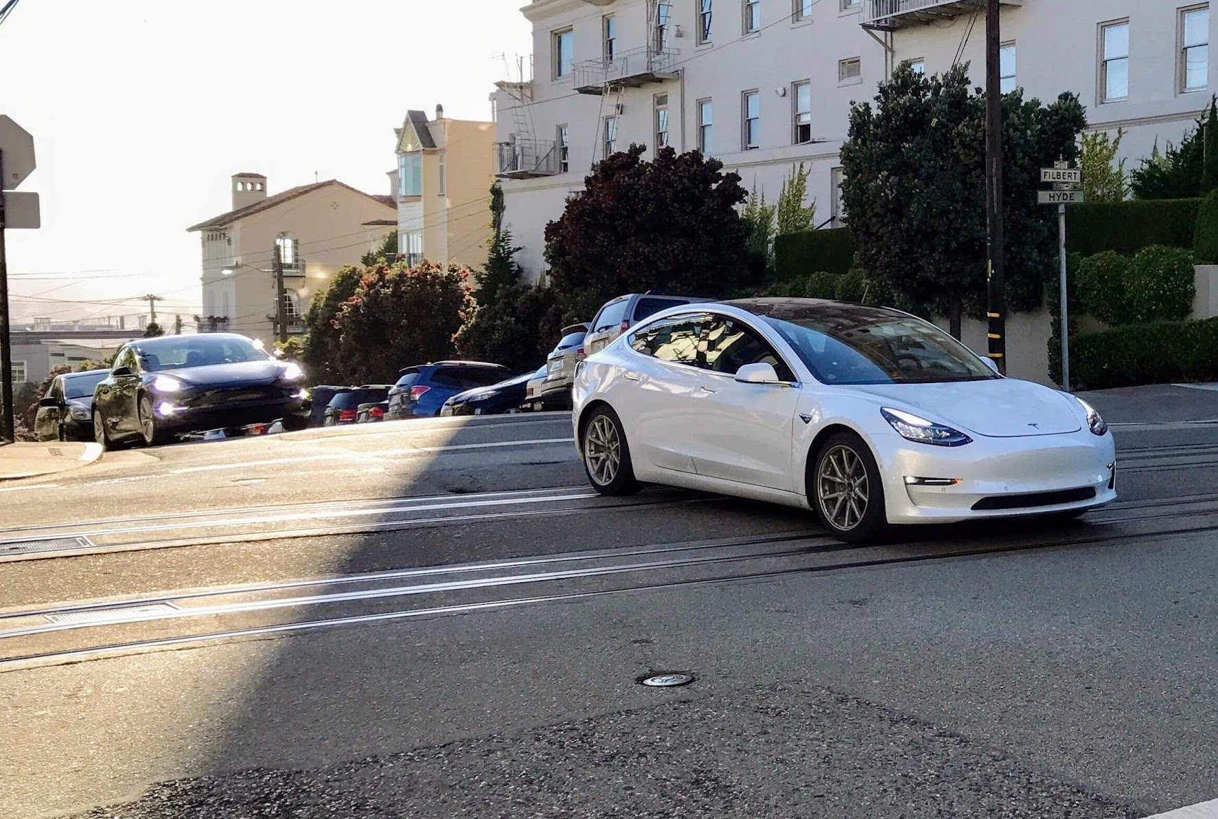 Tesla Model 3 first test drives hit the road in the U.S ...