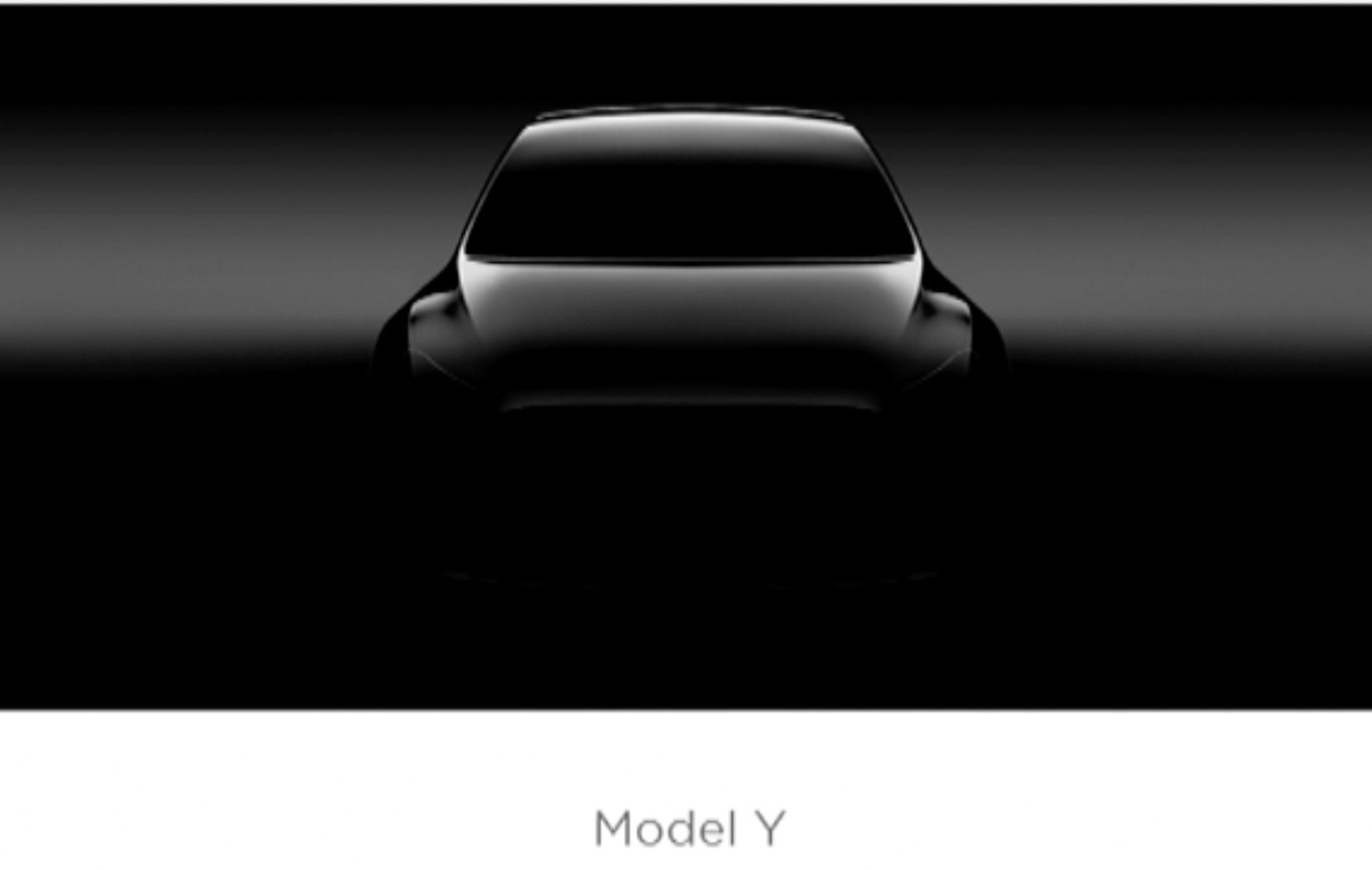 Tesla Model Y previewed for the first time, new medium ...