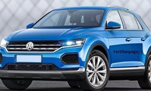 Volkswagen T-Roc images surface, revealing new compact SUV