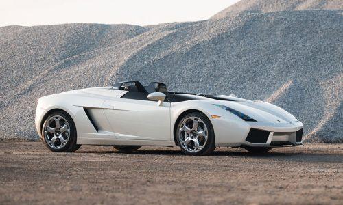 For Sale: One-off 2005 Lamborghini Gallardo Concept S