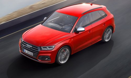 Audi RS Q5 performance SUV coming with 331kW 2.9TT – report