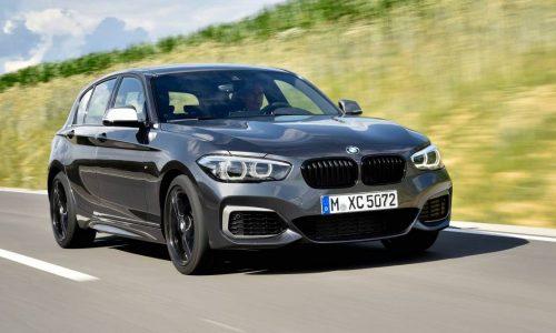 2017 BMW 1 Series LCI on sale in Australia, M140i cut to $59,990