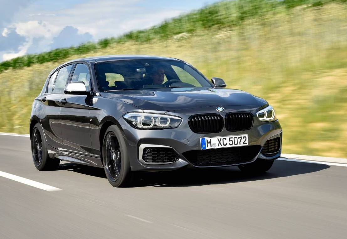 2017 Bmw 1 Series Lci On Sale In Australia M140i Cut To