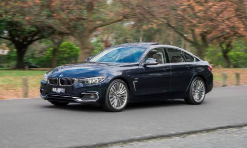 2017 BMW 420i Luxury Edition announced in Australia