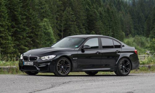 2017 BMW M3 review –German autobahn, Nurburgring, Stelvio (video)