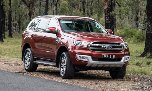 2017 Ford Everest Trend review (video)