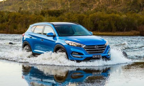 Australian vehicle sales for June 2017 – Tucson best-selling SUV