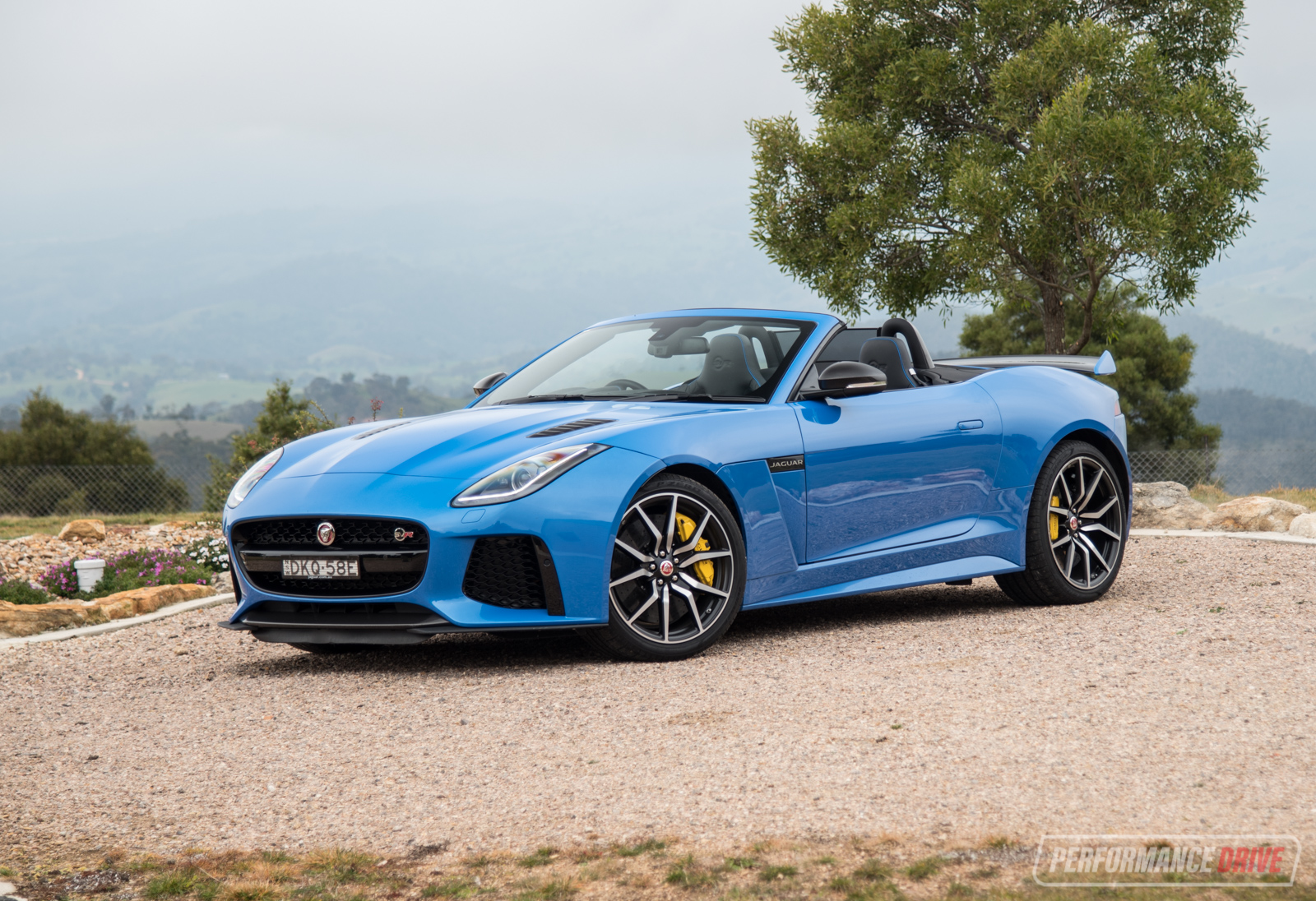 The Most Expensive Car In 2017 >> 2017 Jaguar F-Type SVR review (video)   PerformanceDrive