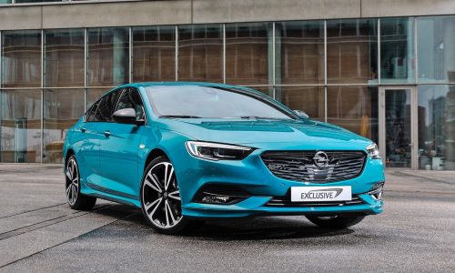 2017 Opel Insignia Exclusive pack announced – Commodore potential?