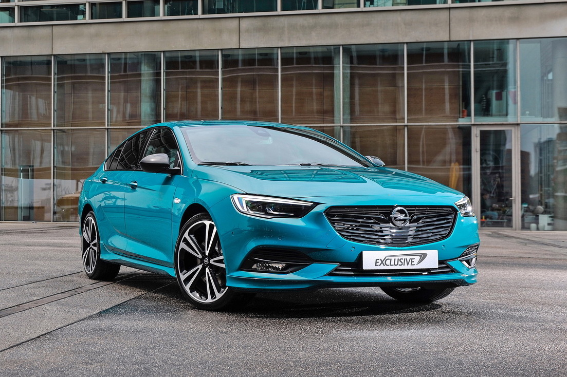 2017 Opel Insignia Exclusive Pack Announced Commodore