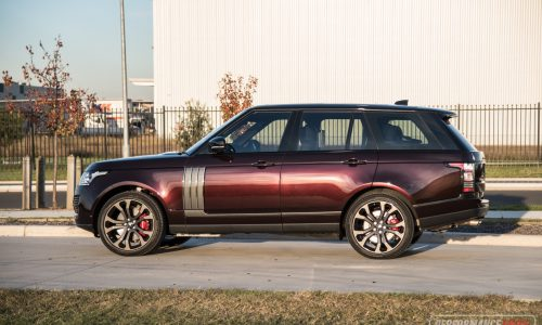 2017 Range Rover SVAutobiography Dynamic review (video)