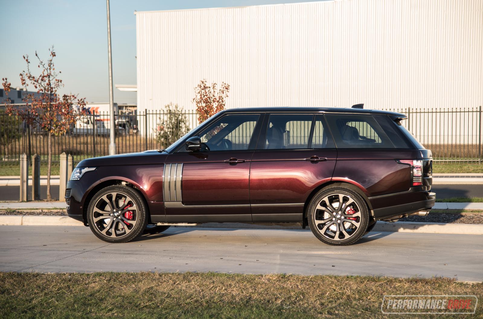 2018 Range Rover SV Autobiography Dynamic >> 2017 Range Rover Svautobiography Dynamic Review Video