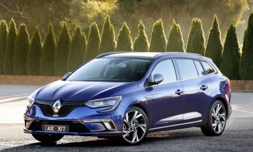 2017 Renault Megane range in Australia offered with drive-away pricing