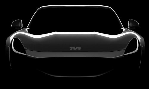 New TVR previewed again, weight & performance details emerge