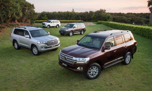 Australia most popular market for Toyota LandCruiser, accounts for 10% global sales