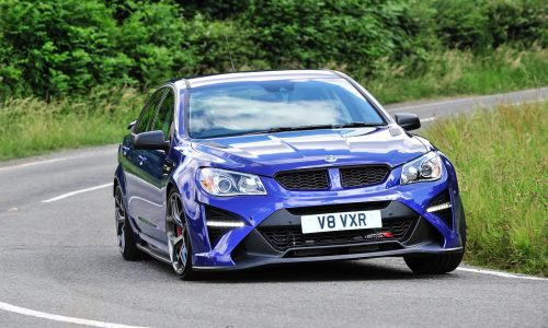 2017 Vauxhall VXR8 GTS-R now on sale in UK, only 15 offered