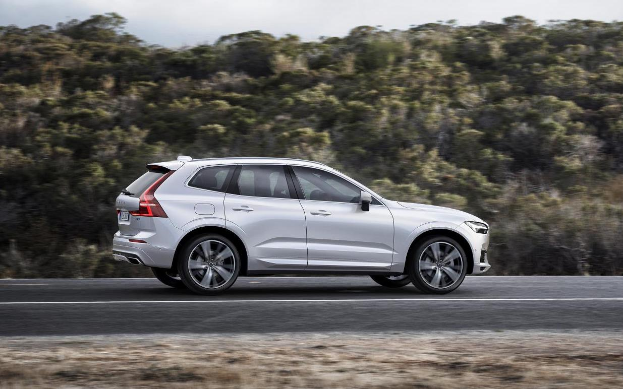 Volvo S60 Polestar >> Polestar pack announced for 2017 Volvo XC60 T8 ...