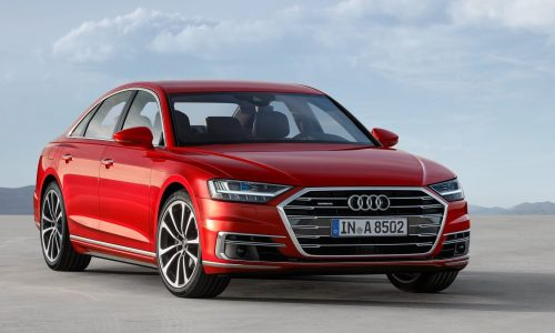 2018 Audi A8 officially revealed