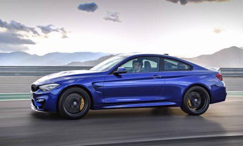 2018 BMW M4 CS on sale in Australia from $211,610